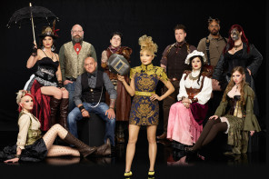 STEAMPUNK'D HOSTED BY JEANNIE MAI