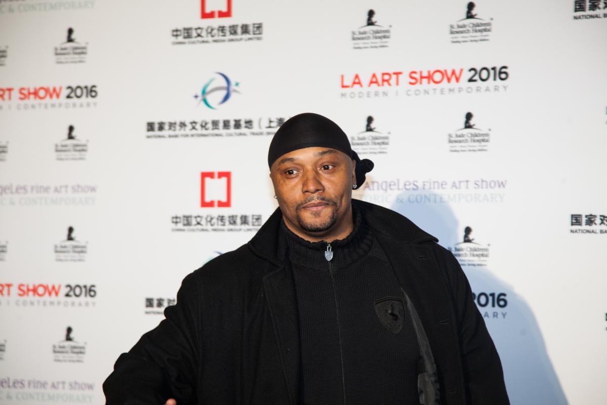 ATOD Magazine: LA Art Show, Malik Yusef