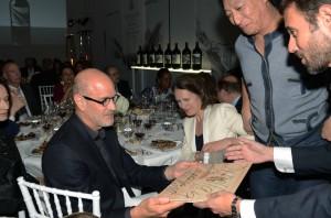 Yutaka Sone Andrea Orsini Scataglini signature 1st lot