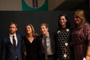 ATOD Magazine: St. Jude with Anne Hathaway + Adam Schulman