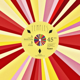 temples shelter song prisms single