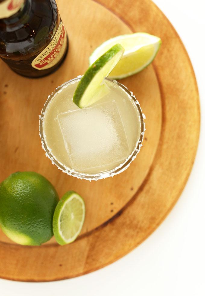 5 Ingredient GINGER BEER Margaritas Ginger lovers rejoice