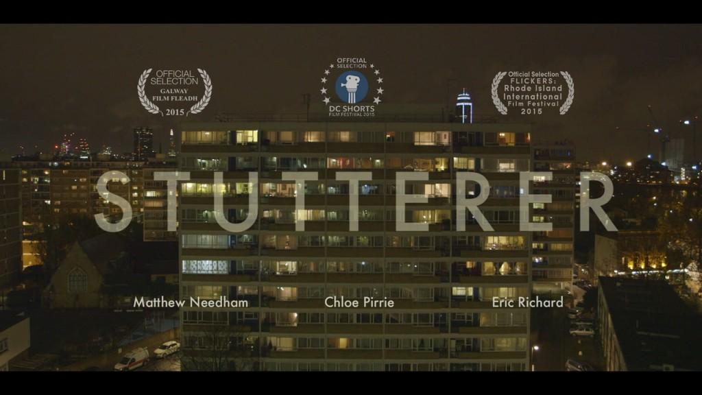 Stutterer: An Academy Contender