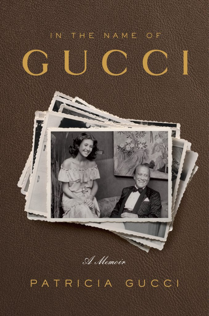Revised Cover - In the Name of Gucci