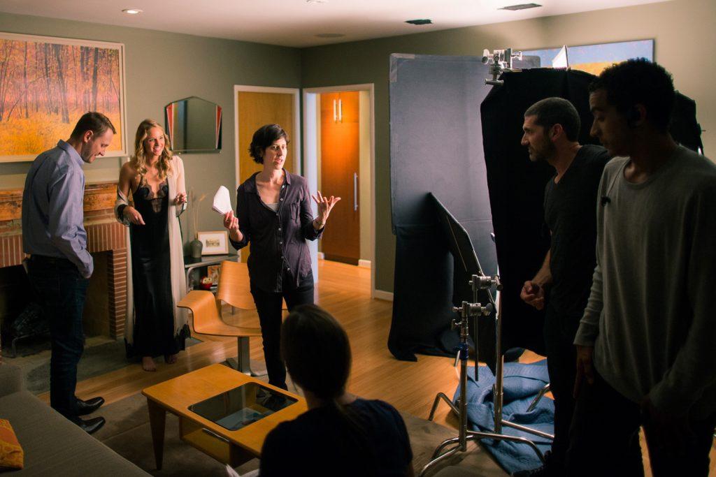Bernie And Rebecca Director: Melissa Kent
