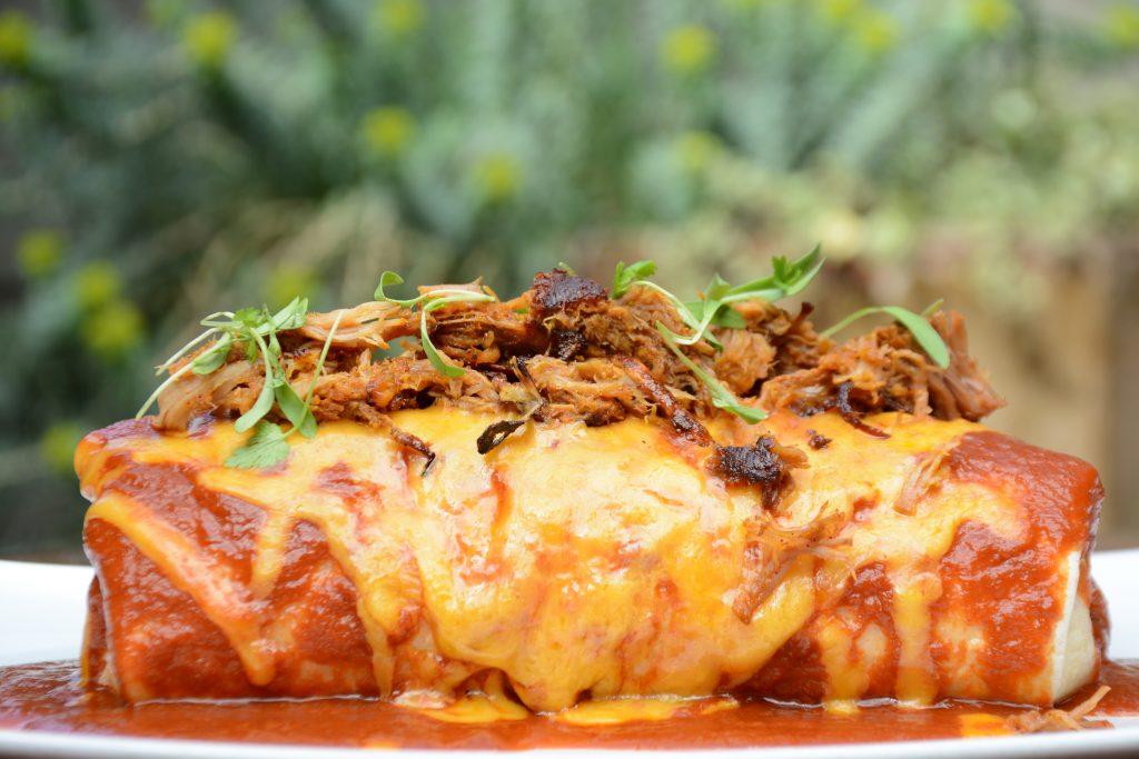 The Raymond 1886 Breakfast Burrito 1