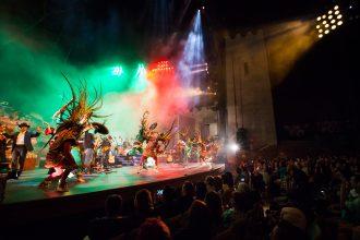 20. Lila Downs with Grandeza Mexican Ballet 2016 by Gennia Cui