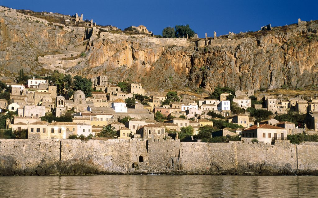A Journey of Discovery Through the Peloponnese in Greece