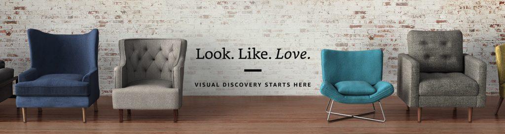 VisualDiscovery Landing Page Hero. CB1511303273