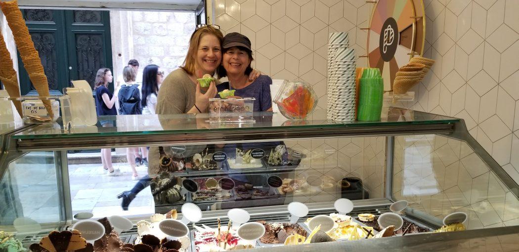 Dubrovnik Peppinos Ice Cream 3