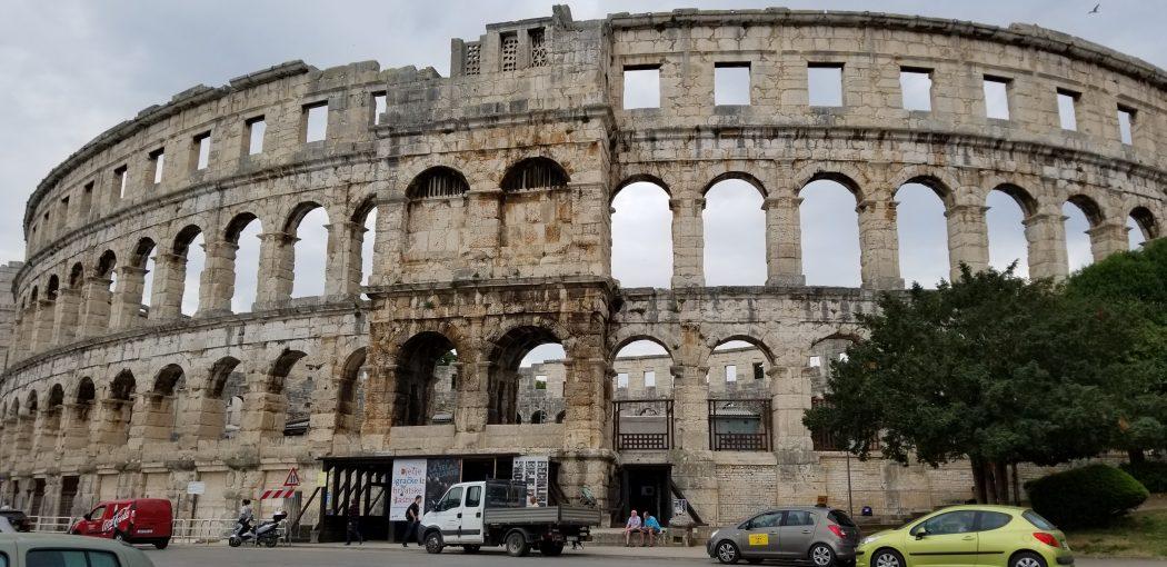 Pula Amphitheater 11 1