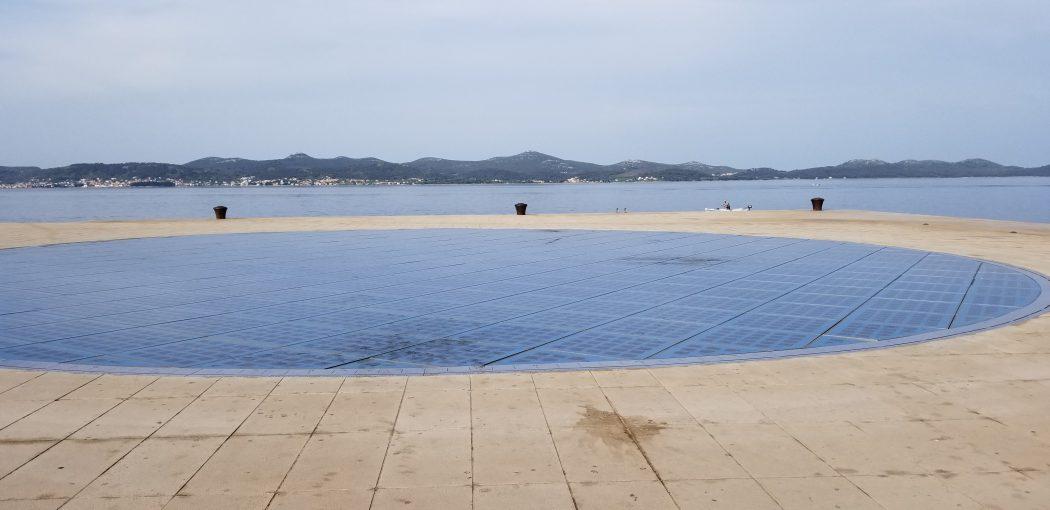 Zadar Sun Salutation 1