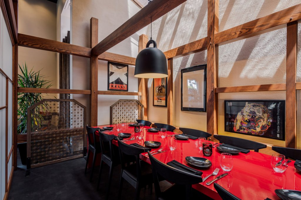 CMI Private Dining Room 2
