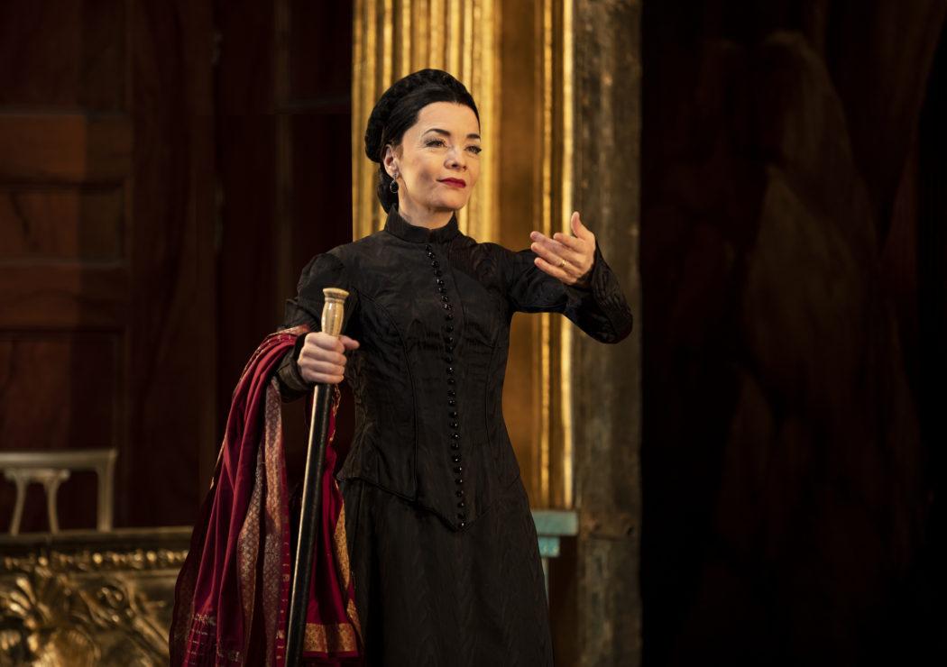 13. THE PHANTOM OF THE OPERA Susan Moniz as Madame Giry photo by Matthew Murphy