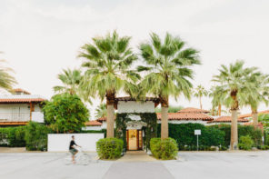 Alcazar Hotel Palm Springs