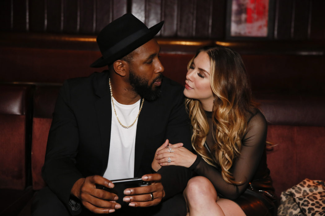 tWitch Allison enjoy date night at the PUBG MOBILE Fight4TheAmazon party Ryan Miller jpg