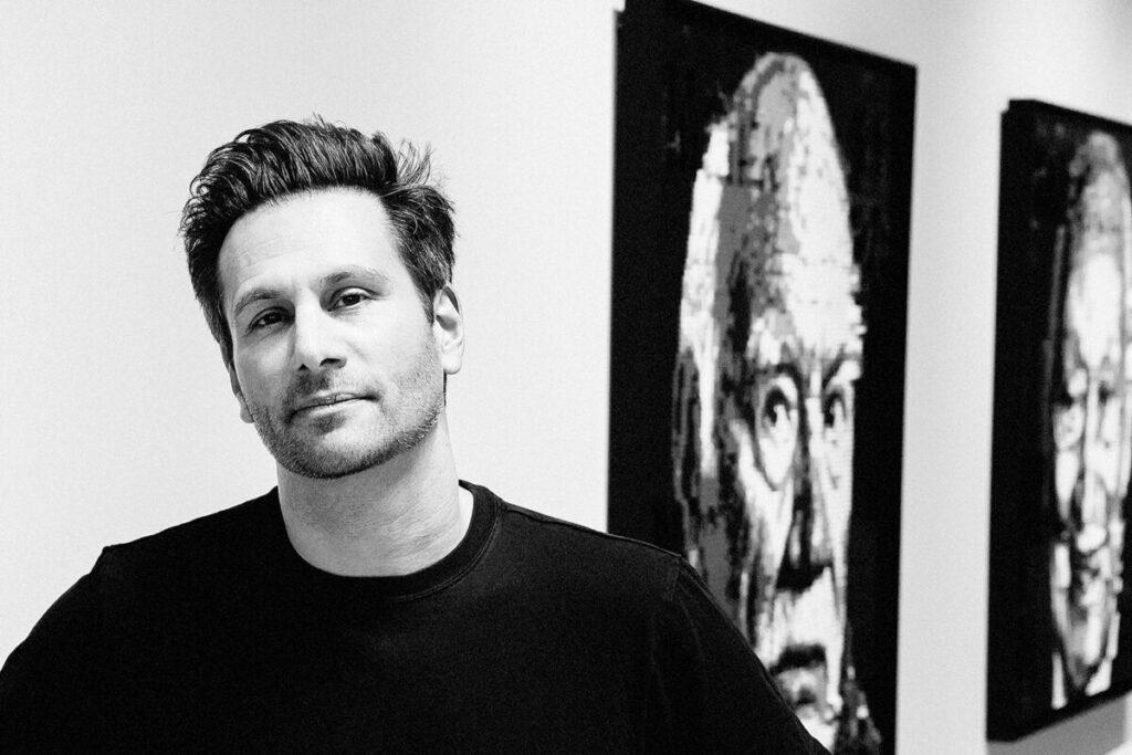 Art and Words, LA Artist Eric Thaller
