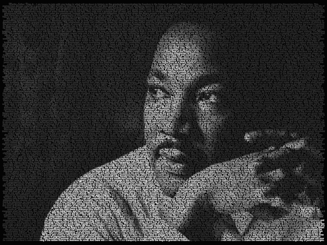 TP Homage to MLK