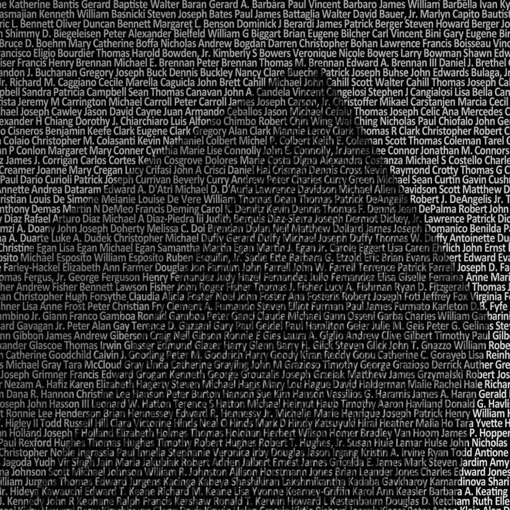 TP In Memorian WTC Close Up