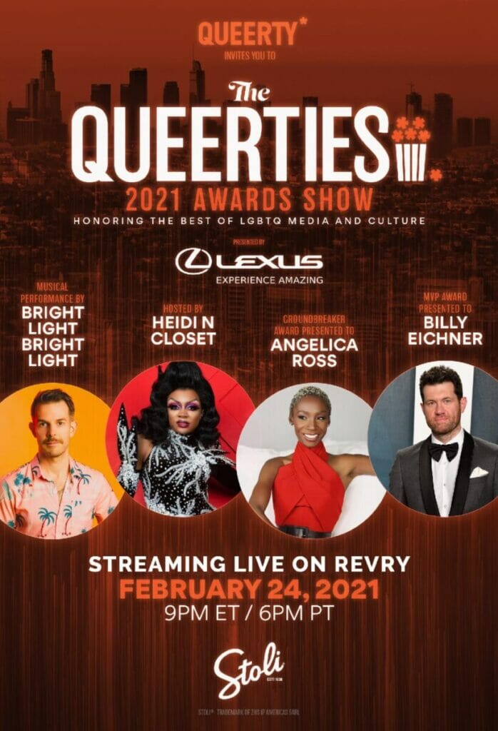 Queerties Awards, Equality Act