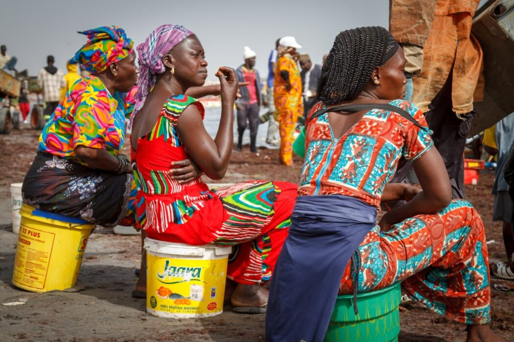 Climate Change Disproportionately Affects Women