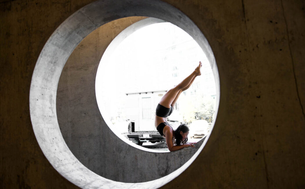 circle yoga handstand fitness flexible inversion t20 7Ozw9O