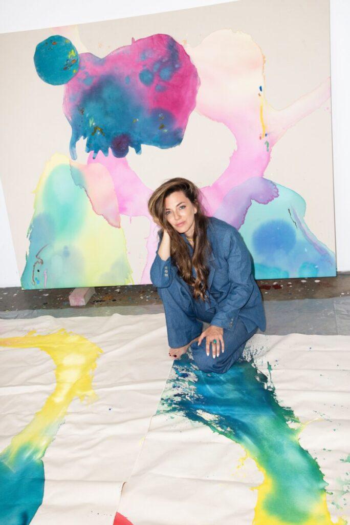 From Modeling to Art, Kim DeJesus