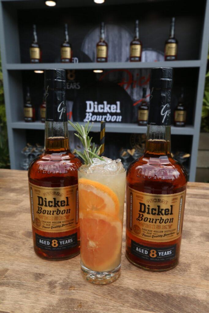 Dickel Bourbon and the Highway Queen