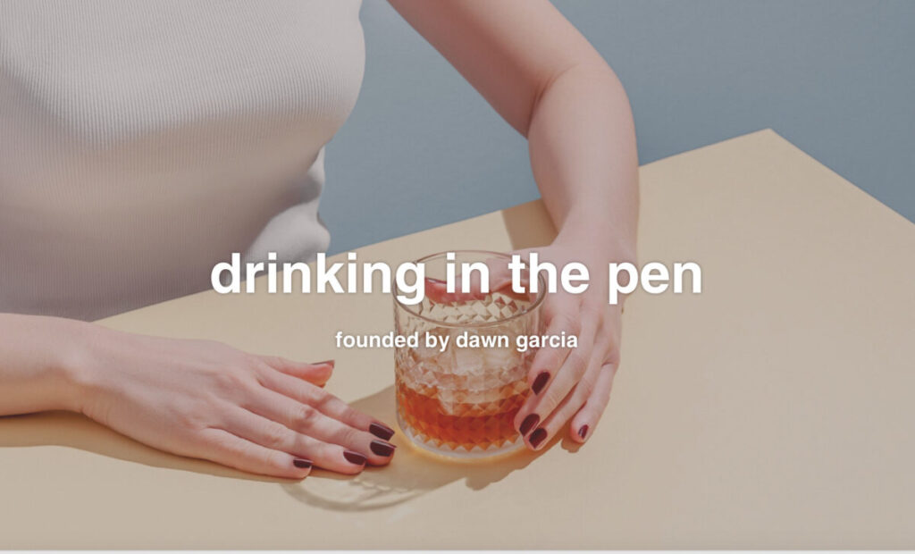 Drinking In The Pen Shop