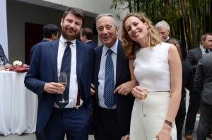 Ferdinando Frescobaldi and guests